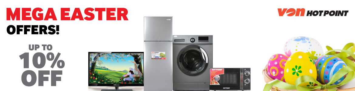 Von Hotpoint Easter promotions