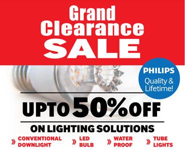Lighting Offer
