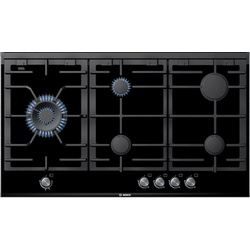 Bosch Built In Hob PRS926B70E 90CM 5G Black GLASS FSD