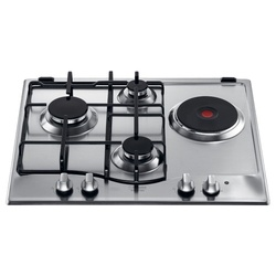 Ariston PH 631 MS IX/ PC631 IX Built In Hob Stainless Steel