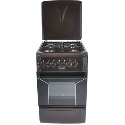 Von Hotpoint F5S40G2.B 4 Gas Cooker - Brown