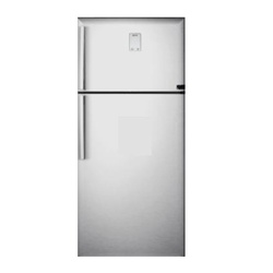 Samsung RT56K6341SL Double Door Fridge, 440L, Non Frost, LVS, LED - Silver
