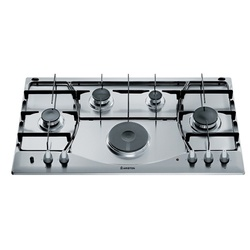 Ariston PH 941MS Built In 4 Gas burner + 1 Electric Hob