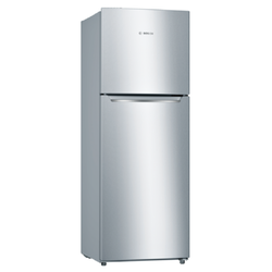 Bosch KDN28NL2K5 Top Mount Freezer Fridge 272L - Silver