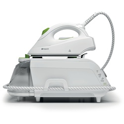 Hotpoint - Ariston SG C11 CKG UK Steam Generator, 1L Tank, 2100W - White & Green