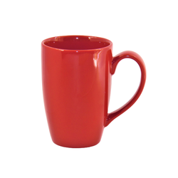 Rak Porcelain BAFMG30TR Flora Mug 30cl Tan Red