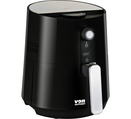 Von Hotpoint HAF301BK Air Fryer 3.5L Black