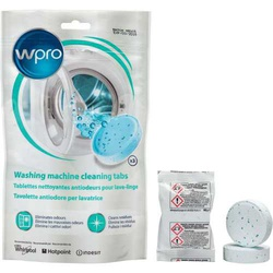 WPRO – Washing Machine Cleaning Tabs