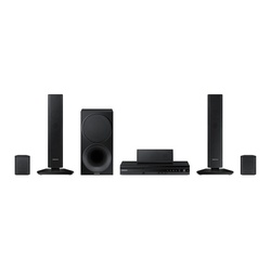 Samsung HT-F453HBK Home Theater System  - 1000W, Tallboy & Satellite, Bluetooth