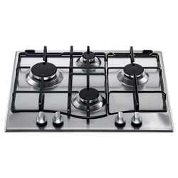 Ariston PZ 640 / PC 640 T GH Built In 4 Gas Hob - Cast iron