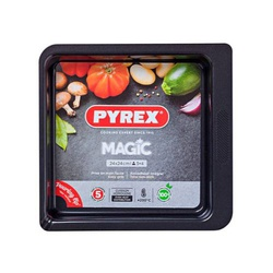 Pyrex MG24SR6/7046 Magic Rect Roaster - 24CM