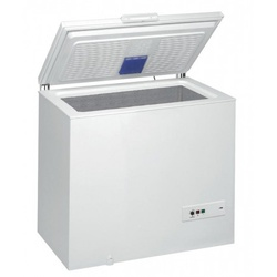 Whirlpool CF340T Chest Freezer 251L - White