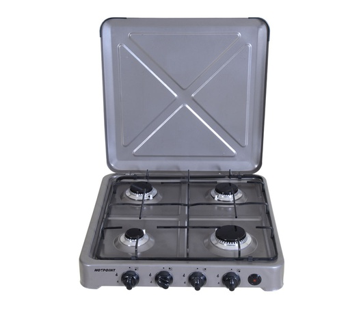 Von Hotpoint Cooker O-440.S in Kenya table top 4 Gas Cooker Silver