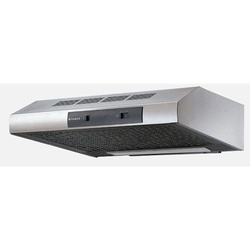 Faber FM A60 Hood 2740 X - Stainless steel