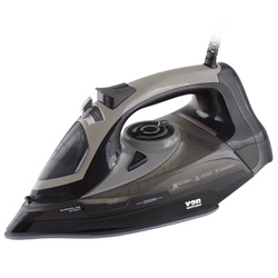 Von HSI4223SK/VVSIS22PSK Steam Iron Ceramic Plate, 2200W – Black