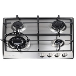 Von H6404VGRM/VBHS6401X Built in Hob 4 Gas - Stainless steel