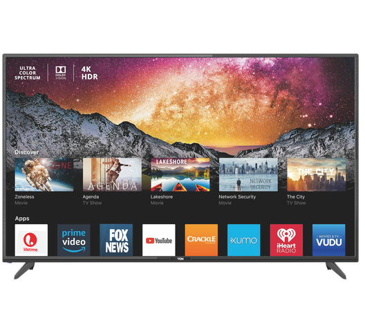 "Von VEL50USCF 50"" LED TV – 4K Digital, Smart, UHD"