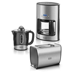 Black & Decker BFS100 Breakfast Set (Toaster/Juicer/Coffee Maker)