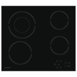 Ariston HR 602 B A Built In Hob 4 Electric 60CM Ceramic