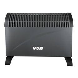 Von VSHK20NY Wall Mount Convection Heater