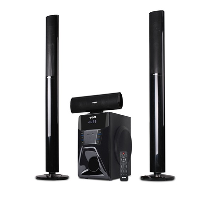 Von VES2003ET 3.1CH Bluetooth Subwoofer, Tall Boy - 200W