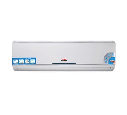 Von VAA124HMW R410A High Wall Heating and Cooling 12K BTU