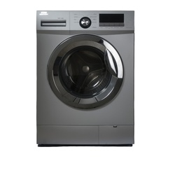 Von HWF-708S/VALW-07FXS Front Load Washing Machine Silver - 7KG