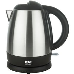 VON HK310DS Upright Kettle, 1L – Stainless Steel