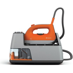 Hotpoint - Ariston SG C10 AA0 UK Steam Generator, 1.2L Tank, 2200W - Grey & Orange