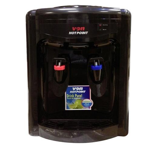 Hotpoint Water Dispenser HWDC1000B in Kenya H&N T/T Black