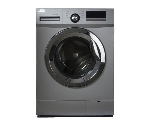 Von Hotpoint Washing Machine HWF-708S/VALW-07FXS in Kenya Front Load Silver 7KG + FREE 2KG ARIEL DETERGENT & 1L DOWNY SOFTENER