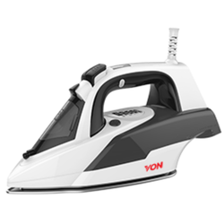 Von VSIS22MHK Steam Iron, 2400W – Black
