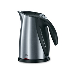 Braun WK600 7-Cup Electric Kettle – Brushed Stainless Steel
