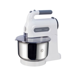 Kenwood HM680 Chefette Metal Bowl Hand Mixer- White