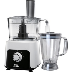 Von Hotpoint HP2050W/VSPF05MCW Food Processor, 500W  - White