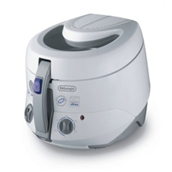 Delonghi F18436 Roto Fry 1.2Kg Deep Fryer - White