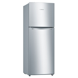 Bosch KDN30NL2K5 Top Mount Freezer Fridge 321L - Silver