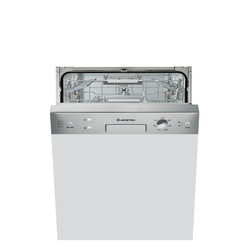 Ariston LSB 7M019 CX EX Built in Dishwasher