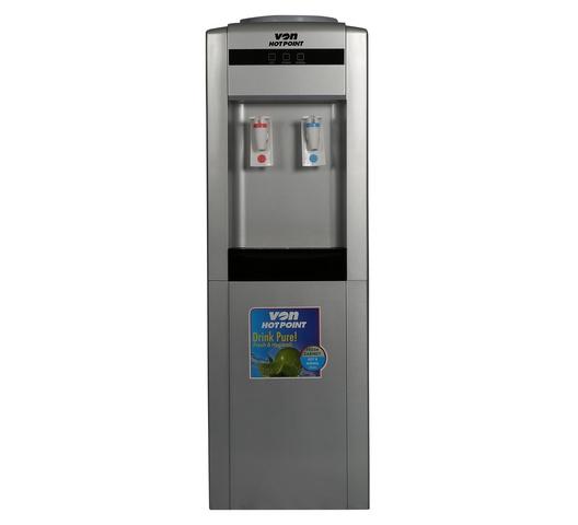Von Hotpoint Water Dispenser HWDZ2010SB/VADA2110S in Kenya Water Dispenser Hot & Normal F/S W/Cabinet