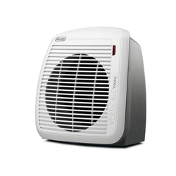 Delonghi HVY1030 Fan Heater - White
