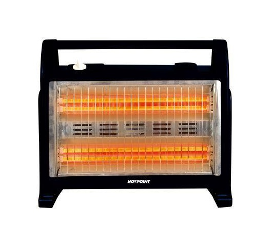 Von Hotpoint Heater HQH163HL in Kenya Bar Heater - Black