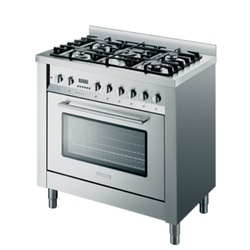 Ariston CP059MD.3 Professional Cooker - Wide Oven - Stainless steel