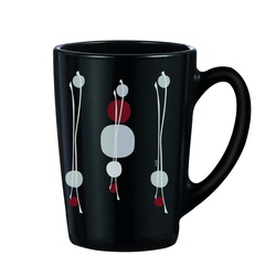 New Morning Mug 32cl Black Kyoko R6