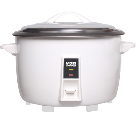 Von Hotpoint HR7811GW Rice Cooker 7.8L - White