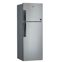 Whirlpool  WTM 302 R SL Double Door Fridge, 242L, Non Frost, LVS - Silver