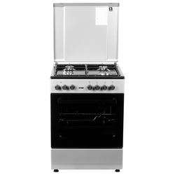 Von VAC6S040UY 4 Gas + 1 Electric Oven - Grey