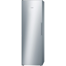 Bosch KSV36VL30G Single Door Fridge, 346L, Low Frost,LED - Silver