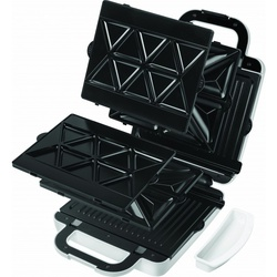 Kenwood SMP94.A0WH Sandwich Maker + Grill - 4 Slice