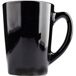 New Morning Mug 32cl Black R6