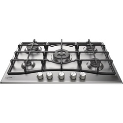 Ariston PCN751T/IX/A Built In Hob 5 Gas – Stainless Steel
